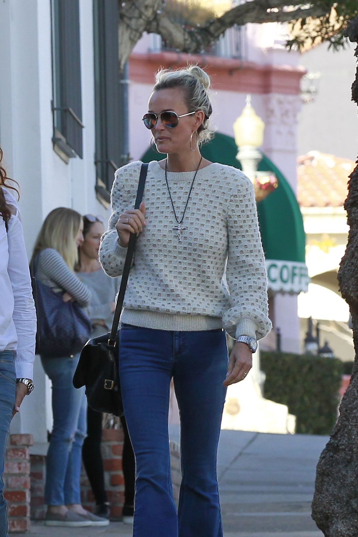 Laeticia Hallyday Out And About In Los Angeles 01 20 2018
