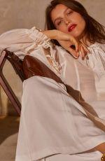 LAETITIA CASTA for Elle Magazine, Russia February 2018