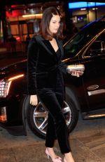 LANA DEL REY Arrives Clive Davis Pre-Grammy Party in New York 01/27/2018