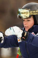 LARA GUT at Alpine Skiing FIS World Cup in Bad Kleinkirchheim in Austria 01/11/2018