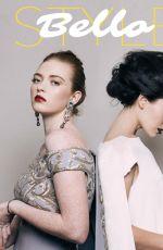LARSEN THOMPSON for Bello Magazine, January 2018