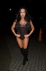 LAURA ALICIA SUMMERS at Be Impossible Nightclub in Manchester 12/31/2017