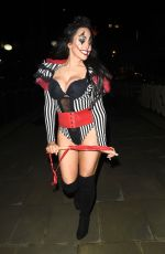 LAURA ALICIA SUMMERS Night Out in Manchester 01/27/2018