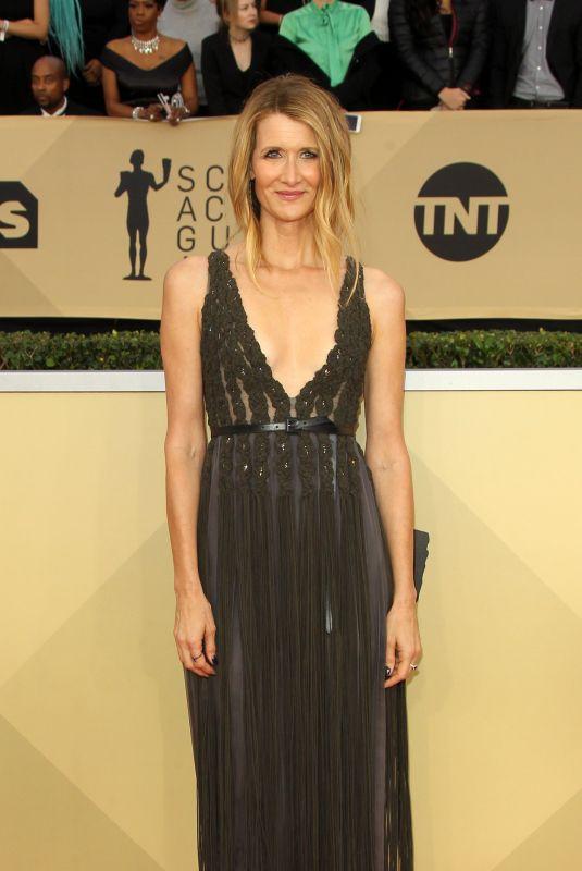 LAURA DERN at Screen Actors Guild Awards 2018 in Los Angeles 01/21/2018