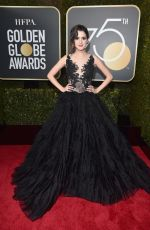 LAURA MARANO at 75th Annual Golden Globe Awards in Beverly Hills 01/07/2018