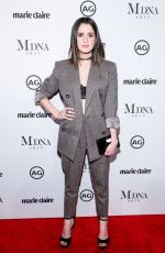 LAURA MARANO at Marie Claire Image Makers Awards in Los Angeles 01/11/2018