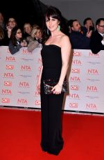 LAURA NORTON at National Television Awards in London 01/23/2018