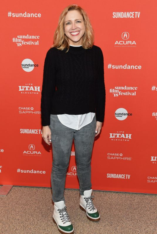 LAURA RISTER at The Tale Premiere at 2018 Sundance Film Festival in Park City 01/20/2018