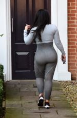 LAUREN GOODGER in Tights Out in Essex 01/10/2018