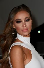 LAUREN POPE at National Television Awards in London 01/23/2018