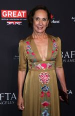 LAURIE METCALF at Bafta Los Angeles Tea Party in Los Angeles 01/06/2018