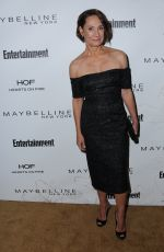 LAURIE METCALF at Entertainment Weekly Pre-SAG Party in Los Angeles 01/20/2018