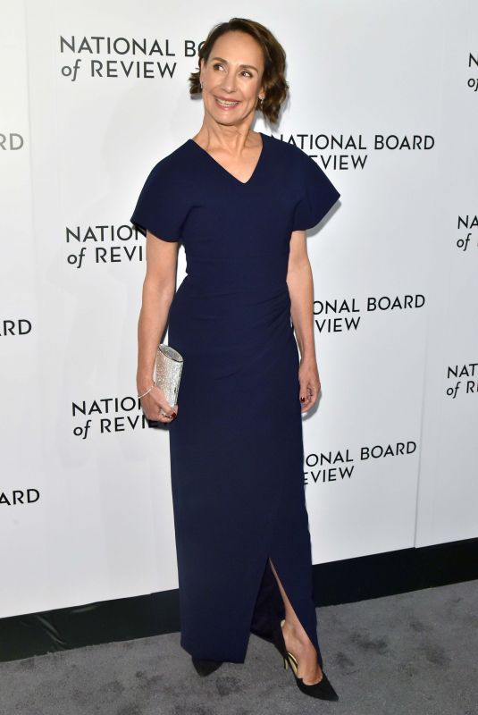 LAURIE METCALF at National Board of Review Annual Awards Gala in New York 01/09/2018