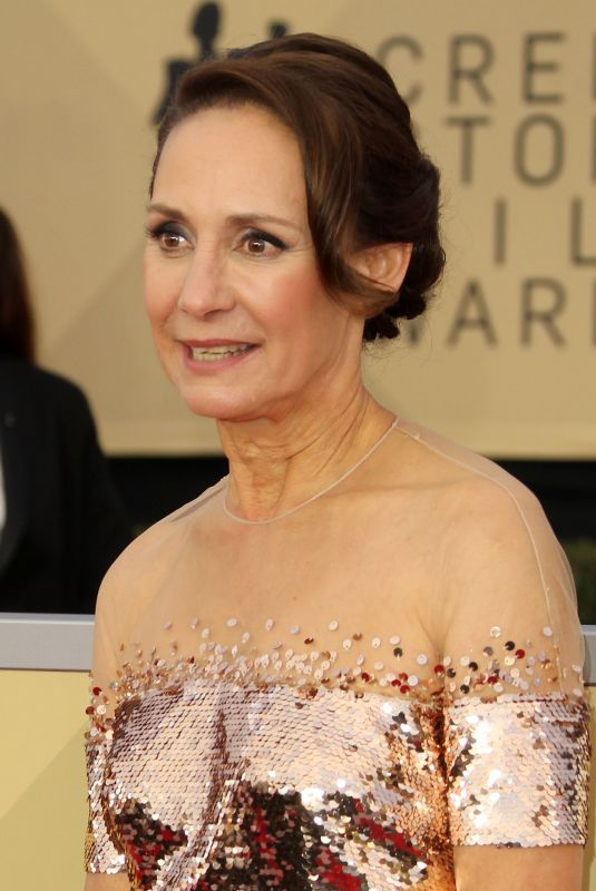 LAURIE METCALF at Screen Actors Guild Awards 2018 in Los Angeles 01/21/2018