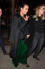 LEA MICHELE and Zandy Reich Out in New York 01/252018