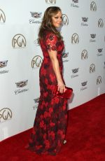 LEAH REMINI at Producers Guild Awards 2018 in Beverly Hills 01/20/2018