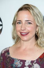LECY GORANSON at ABC All-star Party at TCA Winter Press Tour in Los Angeles 01/08/2018