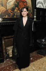 LENA HALL at The Alienist Premiere in New York 01/16/2018
