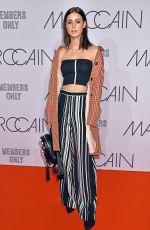 LENA MEYER-LANDRUT at Marc Cain Fashion Show at Berlin Fashion Week 01/16/2018
