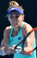 LESIA TSURENKO at Australian Open Tennis Tournament in Melbourne 01/17/2018