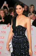 LILAH PARSONS at National Television Awards in London 01/23/2018