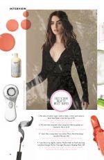 LILY COLLINS in Grazia Magazine, January 2018 Issue