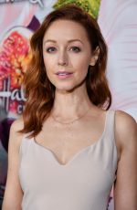 LINDY BOOTH at Hhallmark Channel All-star Party in Los Angeles 01/13/2018