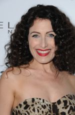 LISA EDELSTEIN at Entertainment Weekly Pre-SAG Party in Los Angeles 01/20/2018