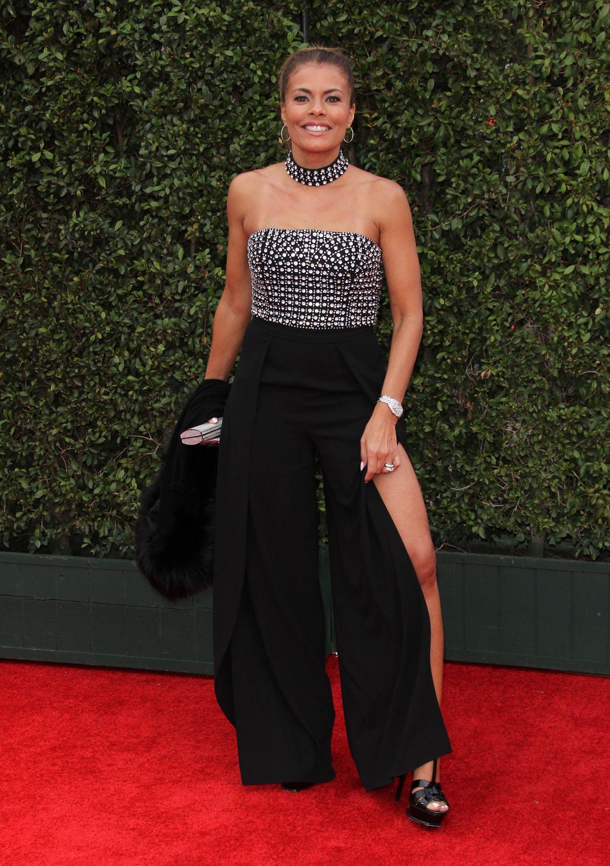 LISA VIDAL at 49th Naacp Image Awards in Pasadena 01/14 ...