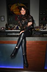 LIZZIE CUNDY at Mango Tree Re-Opening in London 01/10/2018