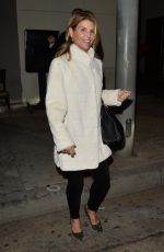 LORI LOUGHLUN Out in Los Angeles 01/17/2018