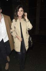 LUCY MECKLENBURGH Night Out in Manchester 12/31/2017