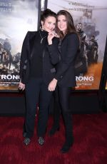 LYNDA CARTER at 12 Strong Premiere in New York 01/16/2018