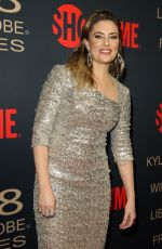 MADCHEN AMICK at Showtime Golden Globe Nominee Celebration in Los Angeles 01/06/2018