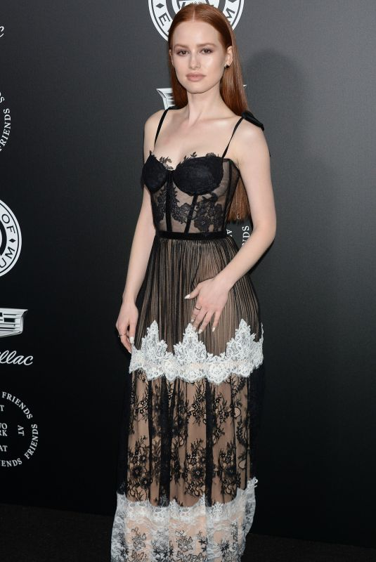 MADELAINE PETSCH at The Art of Elysium Heaven in Los Angeles 01/06/2018