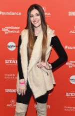 MADISON DAVID at The Tale Premiere at 2018 Sundance Film Festival in Park City 01/20/2018