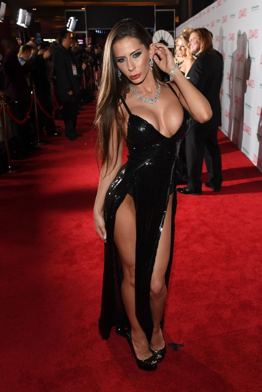 MADISON IVY At AVN Awards In Las Vegas 01 27 2018