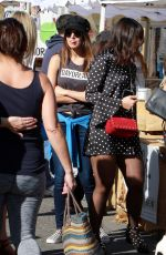 MADISON REED at Farmers Market in Studio City 01/14/2018