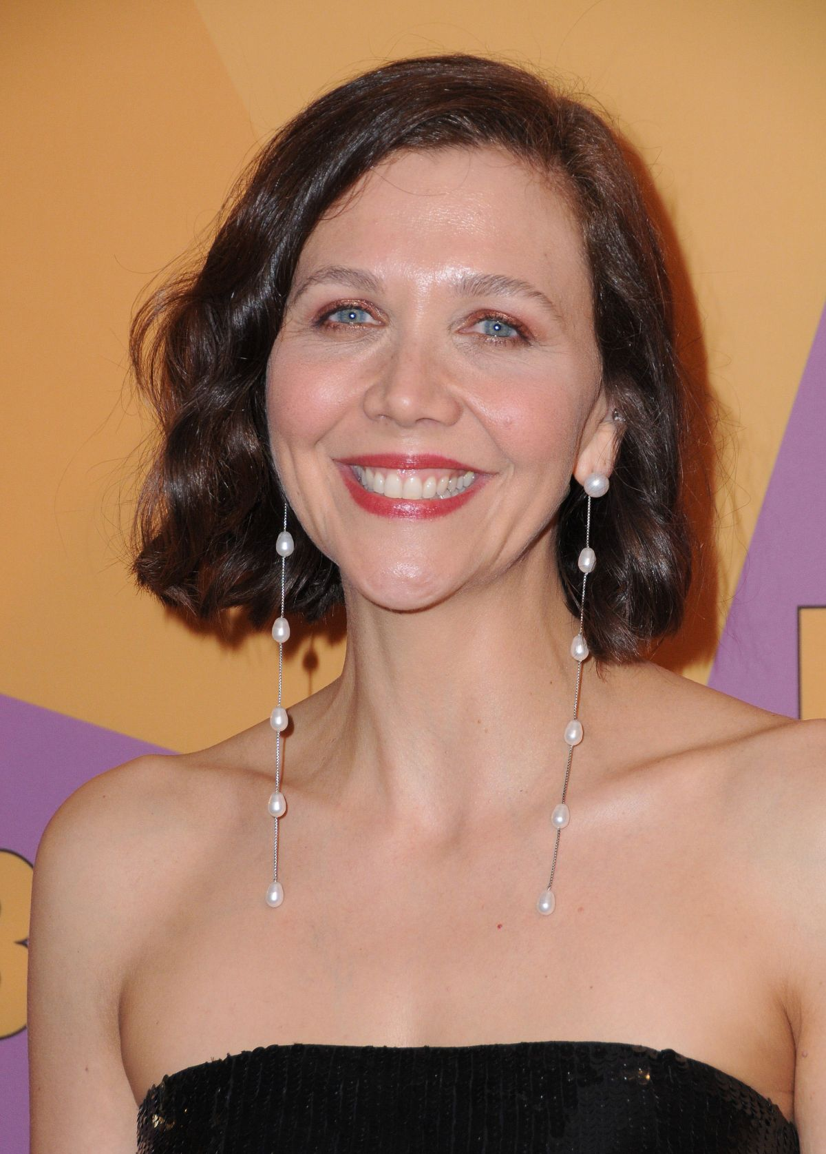 MAGGIE GYLLENHAAL at HBO's Golden Globe Awards After-party ... Maggie Gyllenhaal