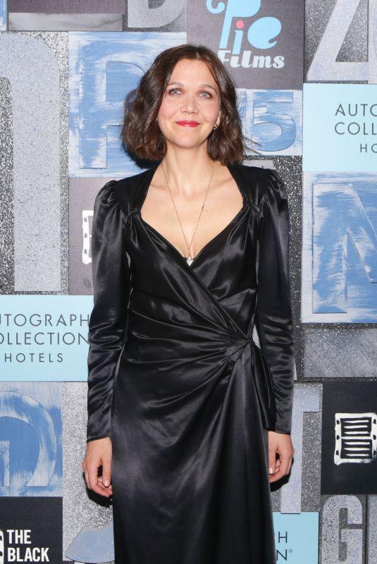 MAGGIE GYLLENHAAL at The Kindergarten Teacher Premiere at Sundance Film Festival 01/19/2018