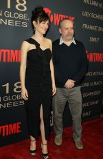 MAGGIE SIFF at Showtime Golden Globe Nominee Celebration in Los Angeles 01/06/2018