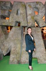 MAISIE WILLIAMS at Early Man Screening at Showcase Cinema De Lux in Bristol 01/21/2018