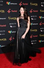 MALLORY JANSEN at 7th AACTA International Awards in Los Angeles 01/05/2018