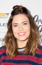 MANDY MOORE at Create & Cultivate 100 in Culver City 01/25/2018
