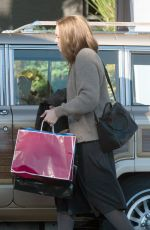 MANDY MOORE on the Set of Tthis is Us in Los Angeles 01/22/2018