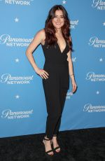 MANON MATHEWS at Paramount Network Launch Party at Sunset Tower in Los Angeles 01/18/2018
