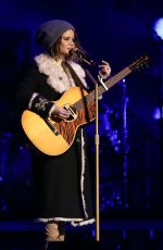 MAREN MORRIS Performs at New Year Celebration in Nashville 12/31/2017