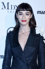 MARGAUX BROOKE at Marie Claire Image Makers Awards in Los Angeles 01/11/2018