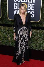 MARGOT ROBBIE at 75th Annual Golden Globe Awards in Beverly Hills 01/07/2018