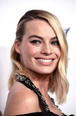 MARGOT ROBBIE at Producers Guild Awards 2018 in Beverly Hills 01/20/2018